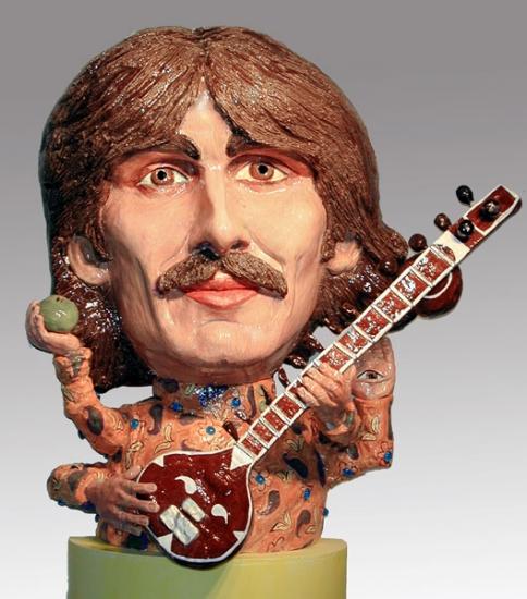 George Harrison par dipnat